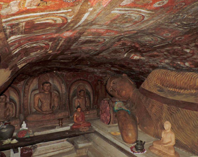 Bambaragala Structures Sri Lanka