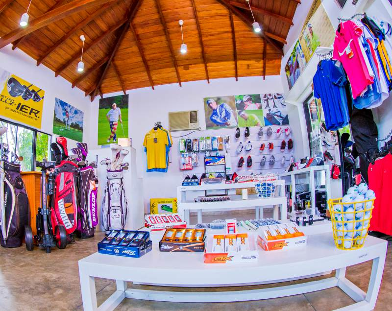 Golf Shop at Victoria Golf & Country Resort Sri Lanka