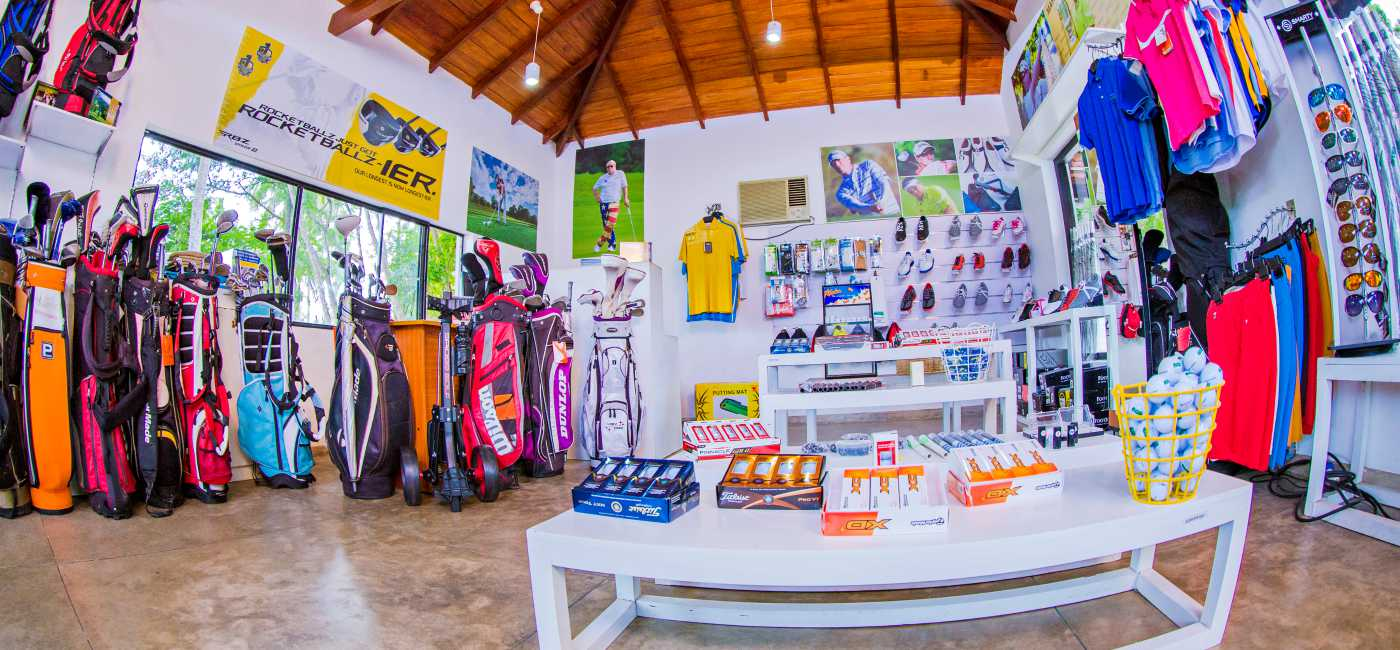 Pro Shop at Victoria Golf & Country Resort Sri Lanka