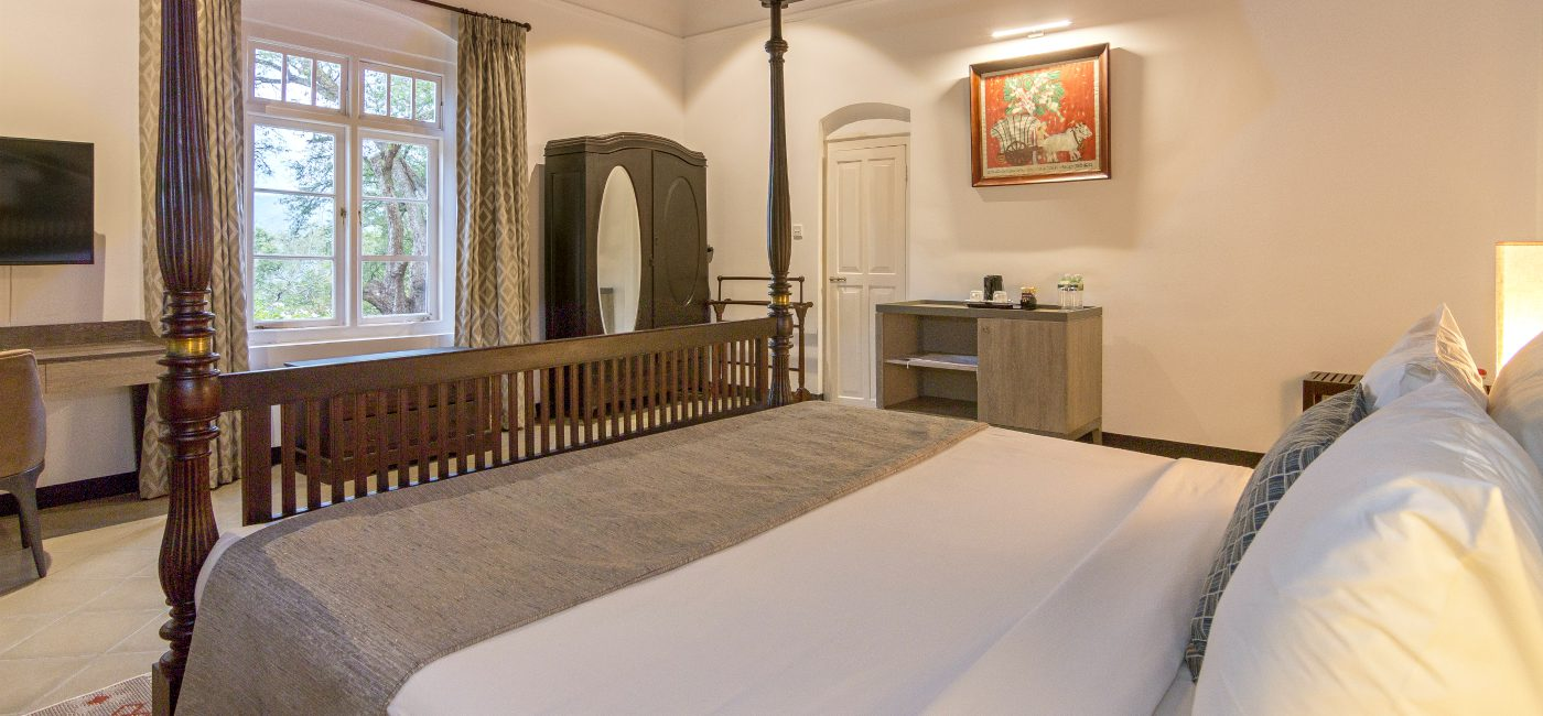 Comfortable Bedrooms at Victoria Golf & Country Resort
