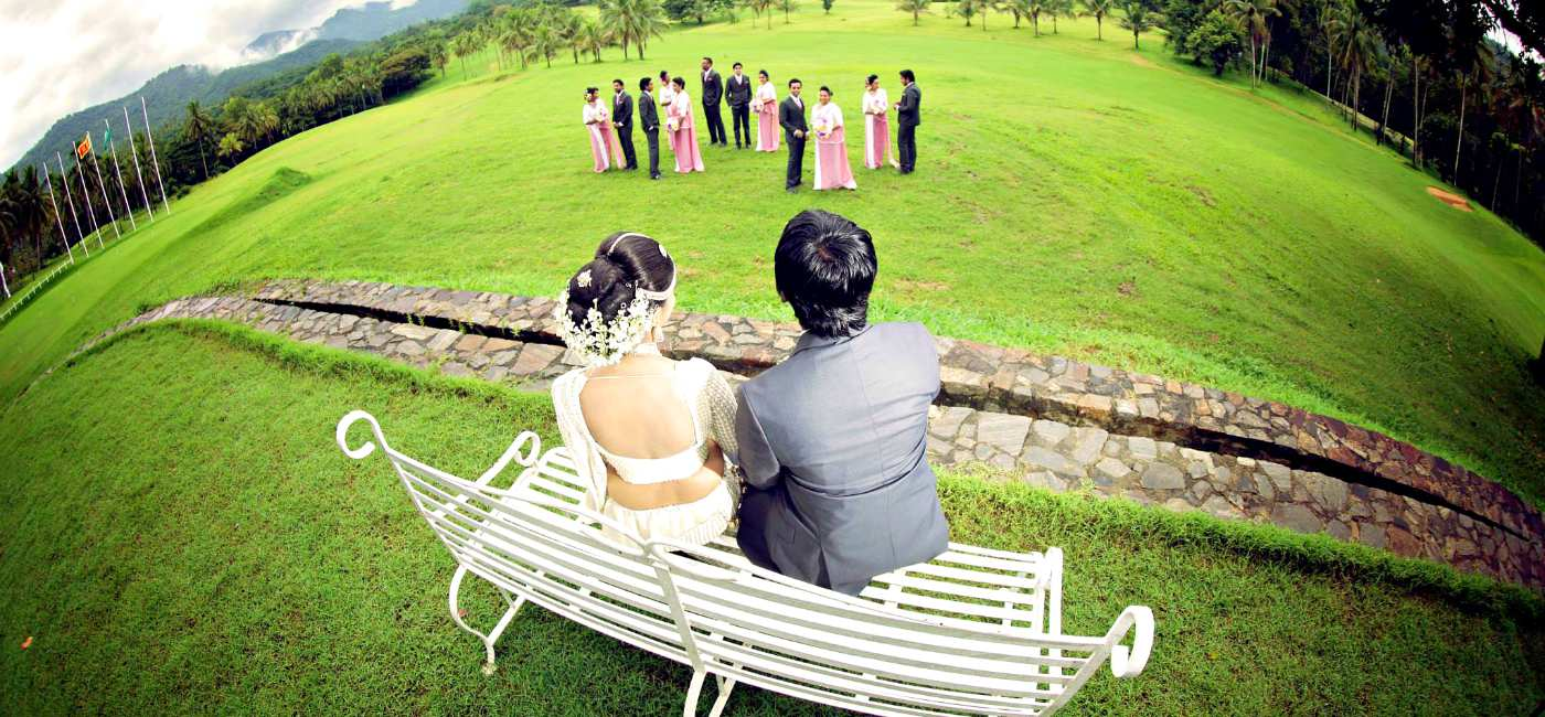Weddings at Victoria Golf & Country Resort Sri Lanka