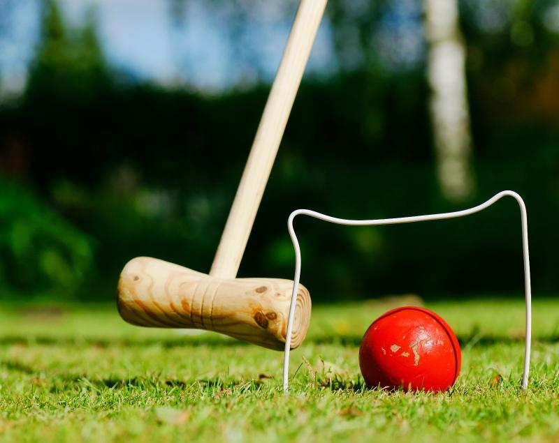 Play Croquet at Victoria Golf & Country Resort Sri Lanka