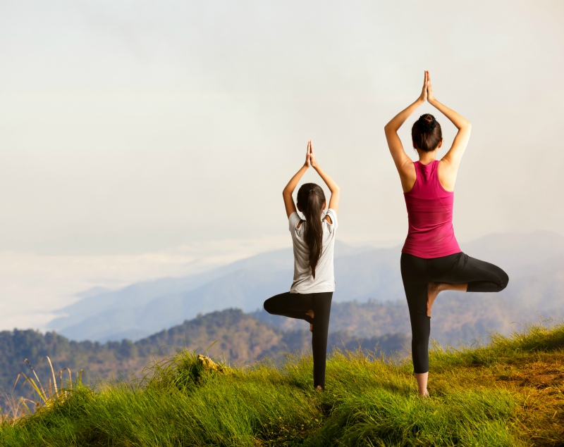 Morning Yoga Sessions