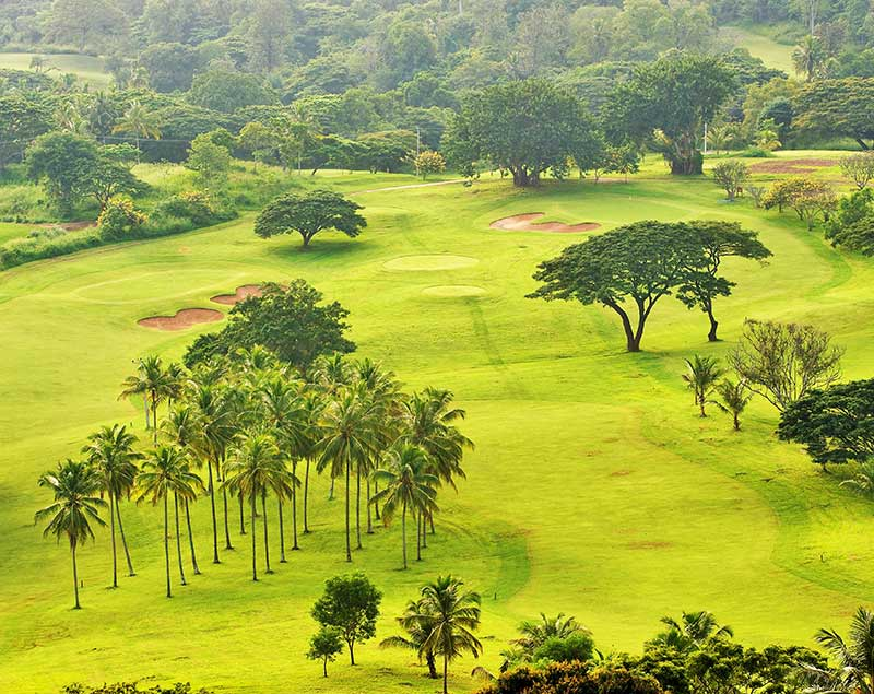 Green Golf Courses at Victoria Golf & Country Resort Sri Lanka