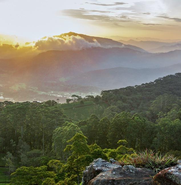 Sun Rising Moments
